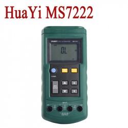 Мультиметр MS 7222