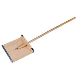Лопата деревянная(толщ.6мм)шир.38см