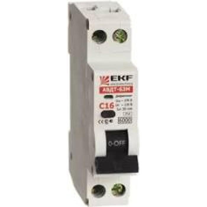 Автоматический выключатель энергия ва 47-63 надежная