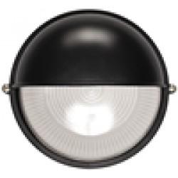 Светильник НПП1103 белый/круг п/сфера 100 Вт IP54