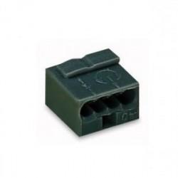 Клеммник WAGO 243-204(4х0,8мм2)