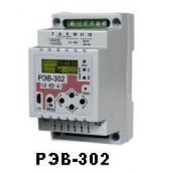 Реле времени РЭВ-302