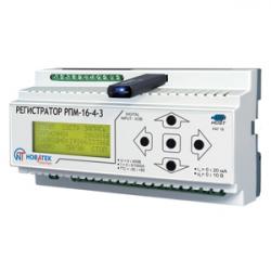 Регистратор РПМ-16-4-3