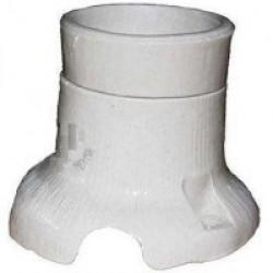 Патрон керамический Е-27 ФНК-05 наклонный