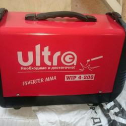 Сварочный инвертор ММА Ultra WIP4-200