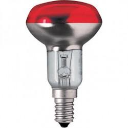 Лампа зерк.Sportline E-14-/40wR-50(красный)