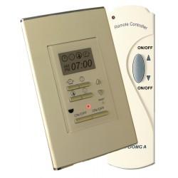 3702 Выключатель с ДУ 2х200 Вт TimeKeeperParth.Gol