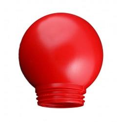 Рассеиватель к НББ шар пластик красный